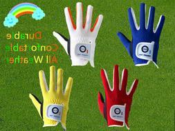 Kids Toddler Golf Good Grip Gloves Children's Full Finger 2