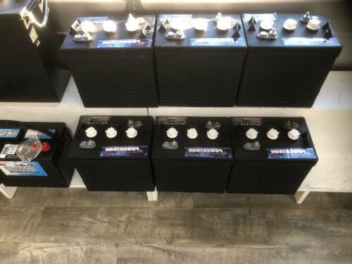 black box 6 volt golf cart batteries