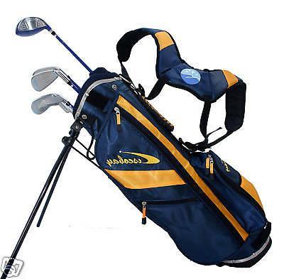 Brand New Ciscobay Golf blue star Kids Golf Clubs Junior Clu