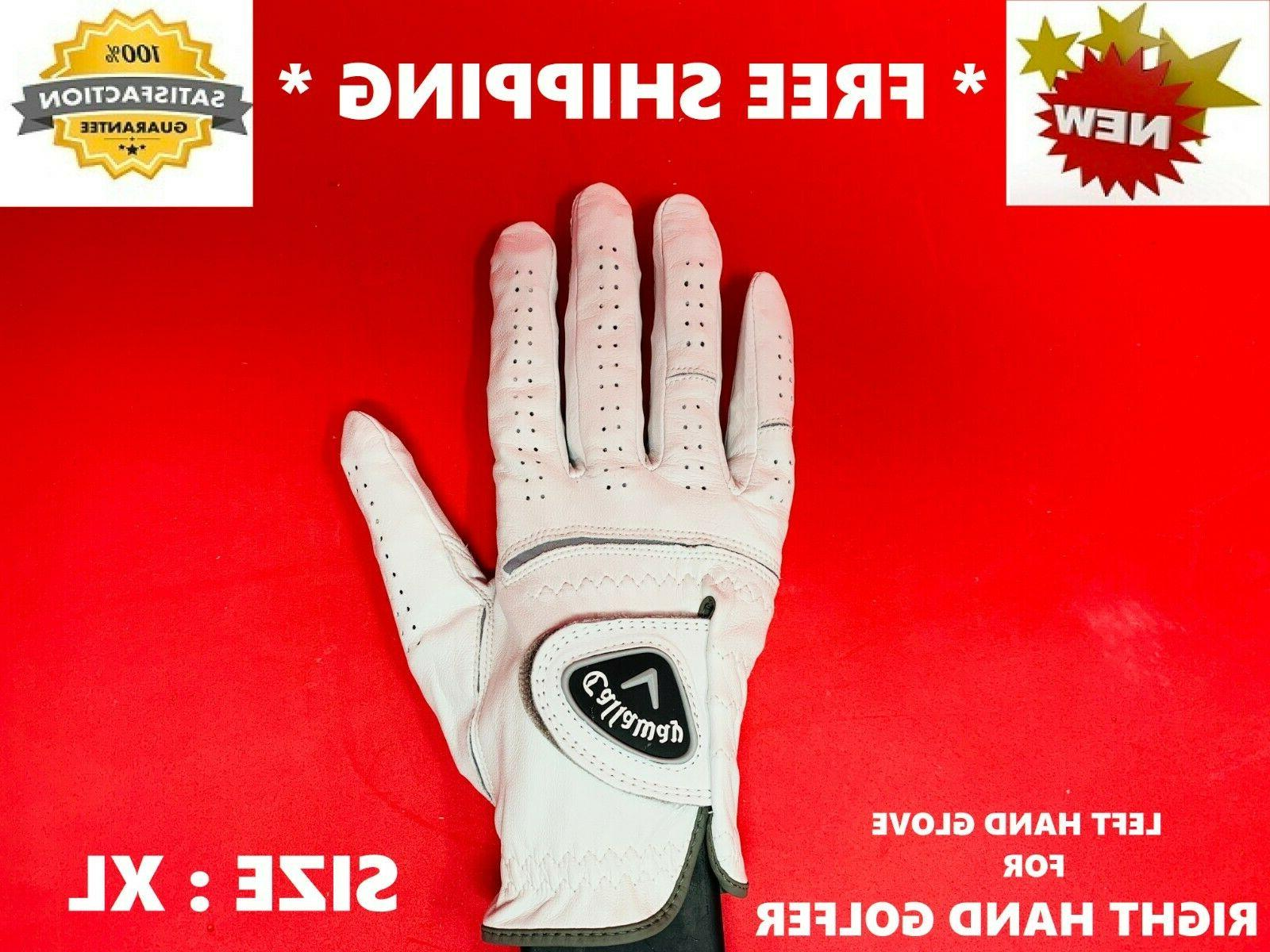 brand new genuine mens left hand breathable