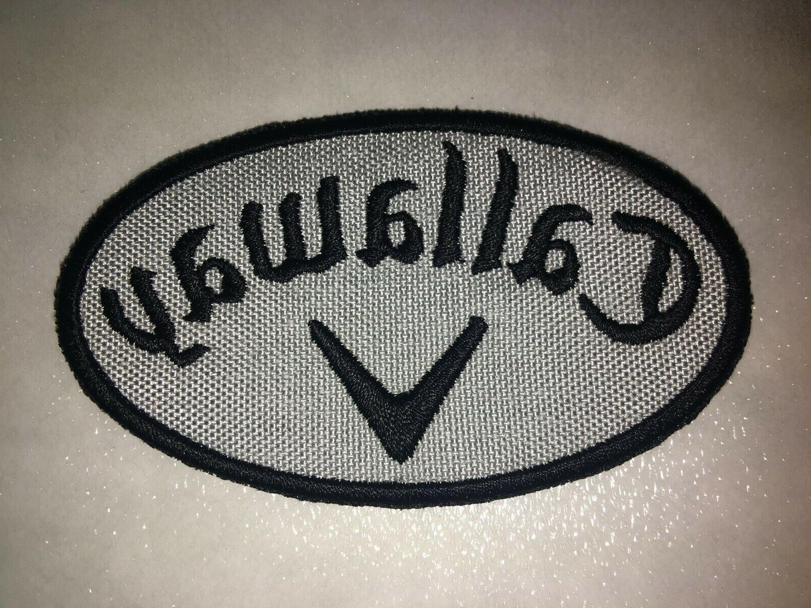 callaway patch callaway golf patch older style