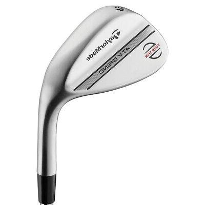 golf clubs atv grind chrome wedge