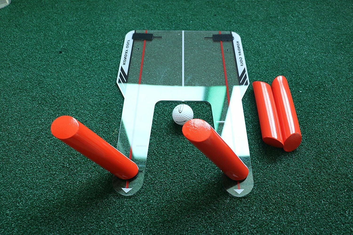 Golf and Corrector with Angled Rods - Trainer