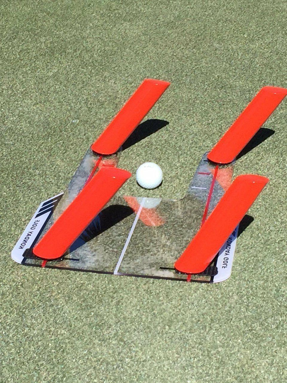 Golf and Corrector with 4 Rods - Swing