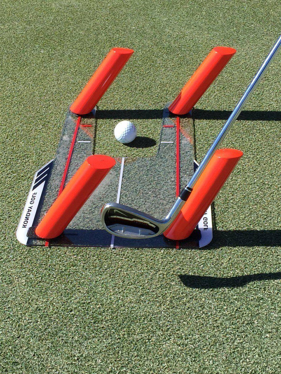 golf slice and hook corrector with 4