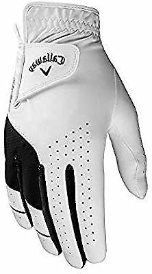 Callaway Golf Weather Spann 2-Pack Women's Gloves left hand