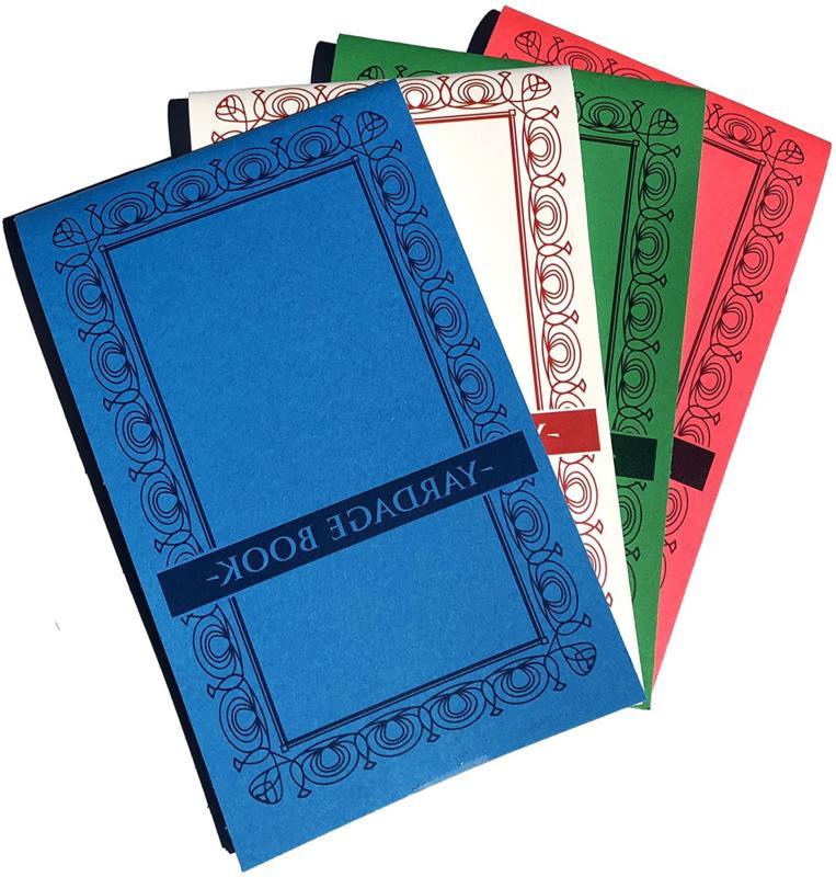 golf yardage book 4 pack pga template