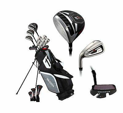 Precise M5 Men's Left Handed 15 Golf Clubs - 2