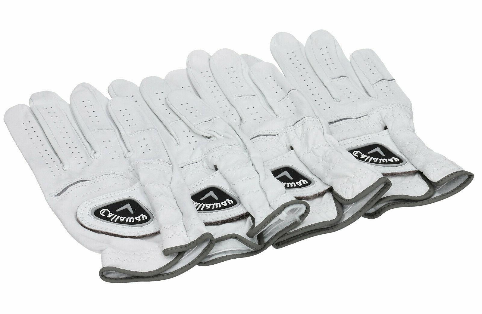 men s cabretta leather golf glove 4