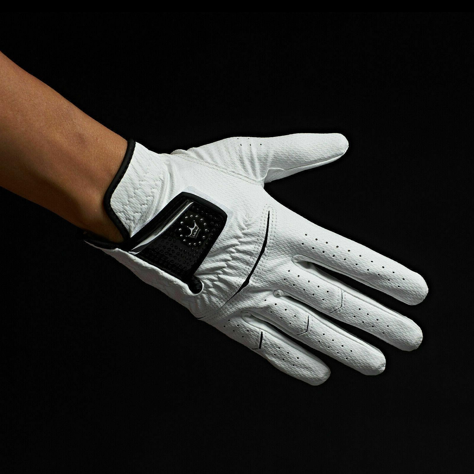 men s golf gloves all weather breathable
