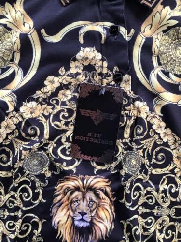Men's Luxurious Shirt,Italian Style,Modern, Stretch.