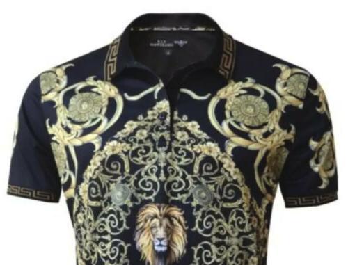 Men's Luxurious Polo Shirt,Italian