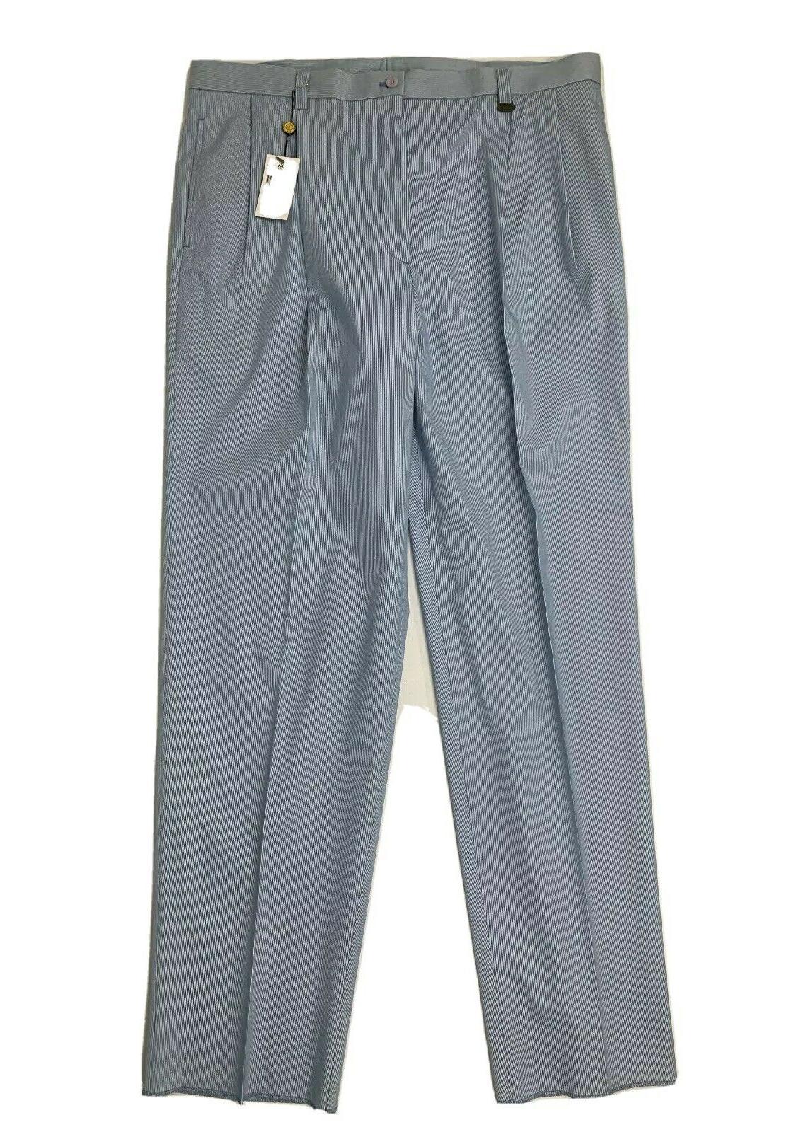 mens sz 40 golf dress pants blue