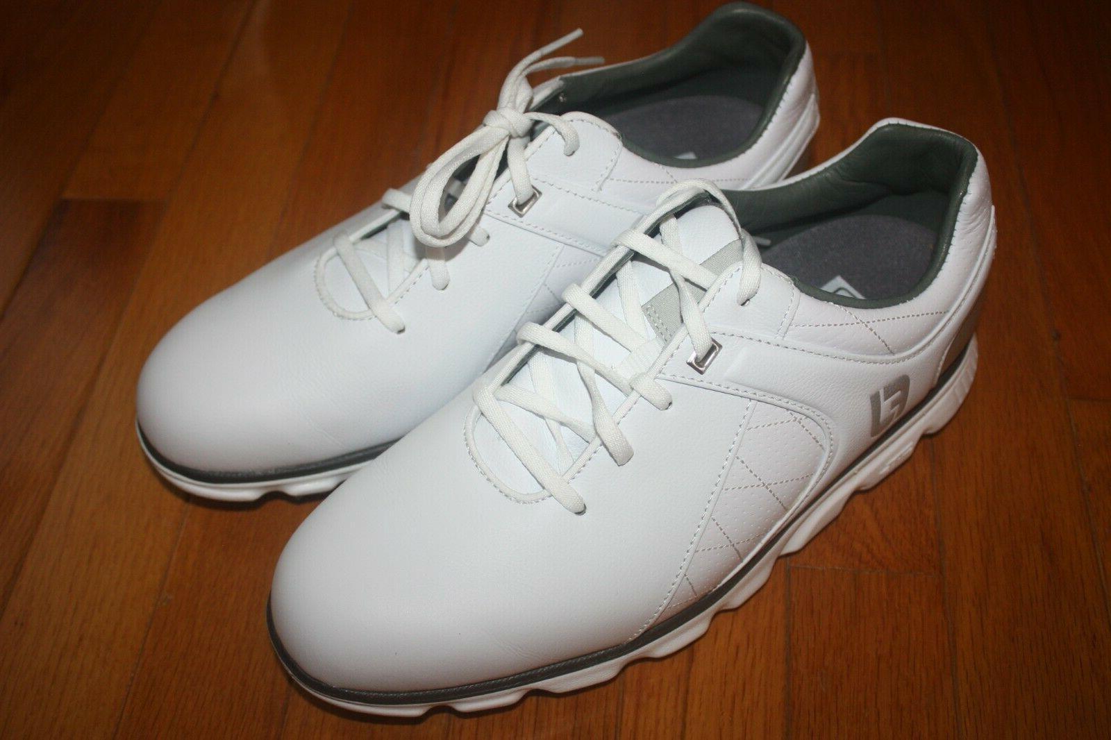 New Box Men's Spikeless Golf Shoes FREE