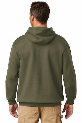 New Carhartt Hooded Pullover Workwear Hoodie CTK121