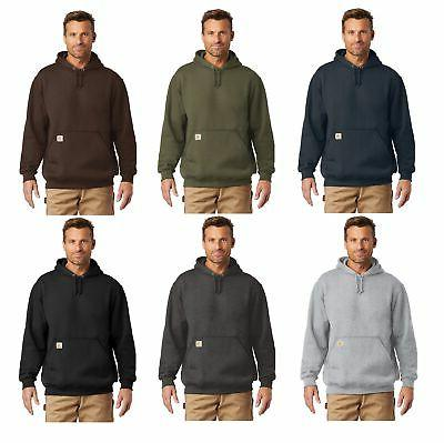 new men s midweight hooded sweatshirt pullover