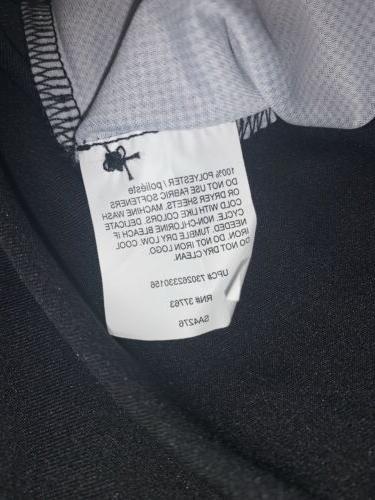 NWT MEDIUM Black Golf Shirt MSRP