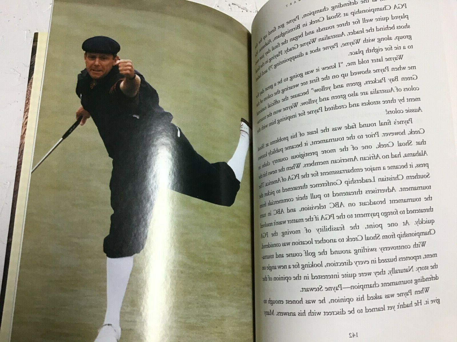 Payne Stewart: The Authorized Biography by