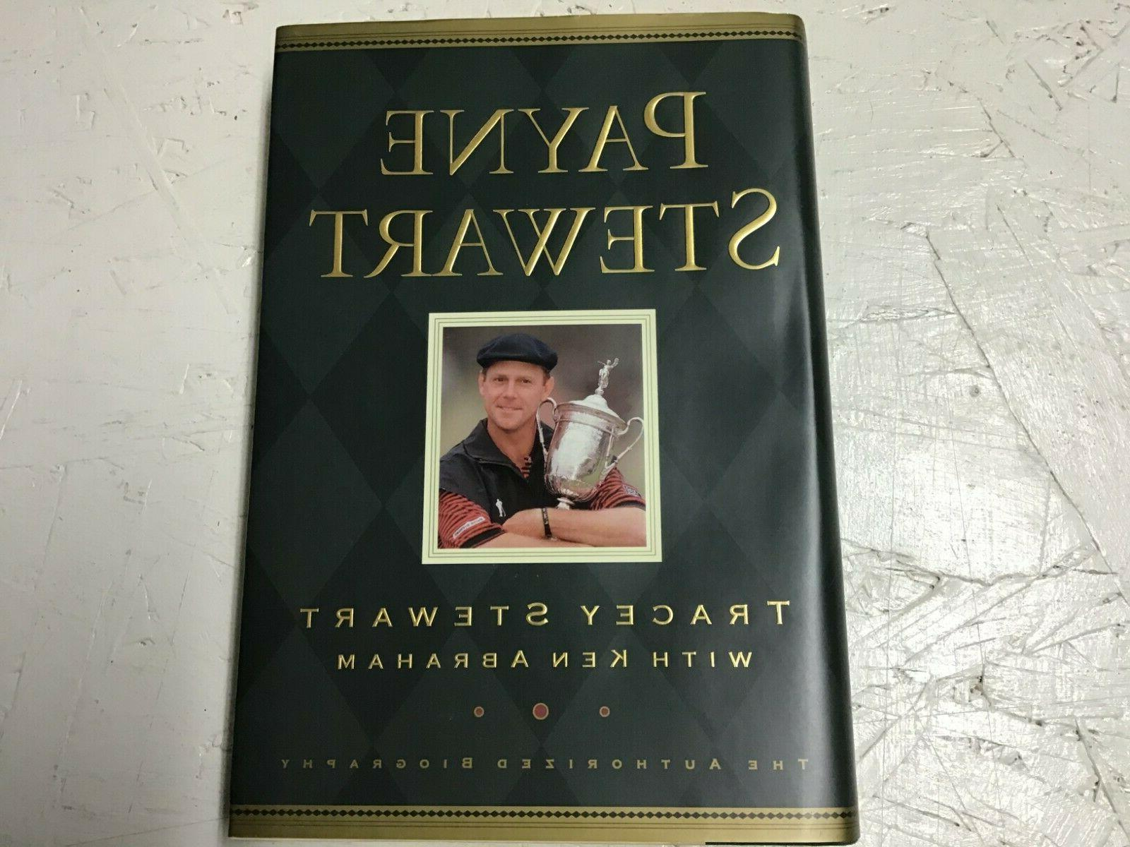 payne stewart the authorized biography by tracey