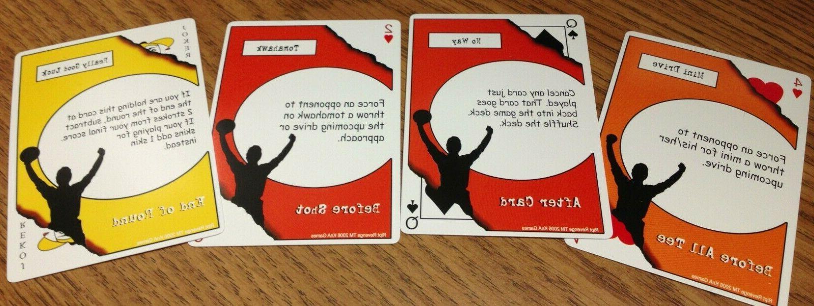 RIPT Revenge Disc Card Innova KNA Fast Shipping
