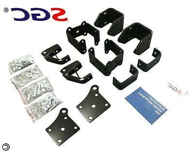 sgc 4 block lift kit for ezgo