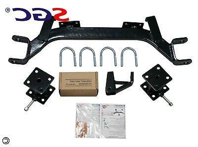 sgc 4 drop axle lift kit
