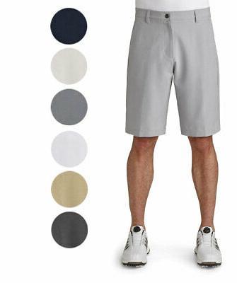 ultimate 365 3 stripes golf shorts mens