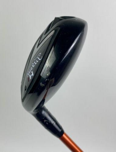Used Titleist Golf 818 Hybrid AD 95g Graphite Club