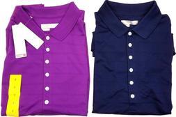 Callaway Ladies Golf Polo Shirts 2 PACK  Opti-Dri - Colors N