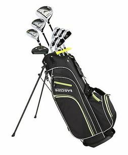 Precise M3 Men's 14 Piece Complete Right Hand Golf Club Set