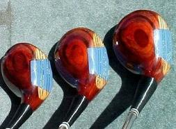 Maxfli Dunlop LADY golf clubs Wood Set Refinished Driver 3 5