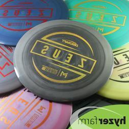 Discraft McBETH ESP ZEUS *pick your color & weight* Hyzer Fa