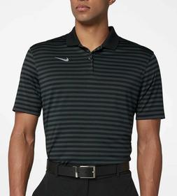 Nike Men's Dry Victory Golf Polo Shirt Size Small Black/Anth