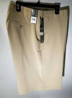 Ben Hogan Men's Performance Golf Shorts Beige Size 38 Moistu