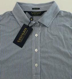 Men's POLO GOLF RALPH LAUREN Stretch Lisle Shirt Large L NWT