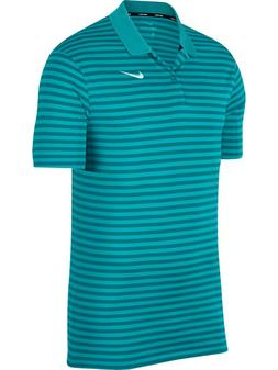 Nike Men's Striped Dry Victory Golf Polo Shirt Style:891239