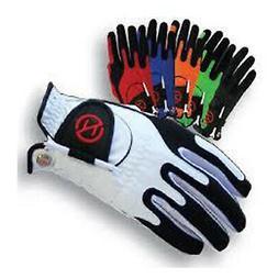 Zero Friction Mens Compression Golf Glove / Right & Left Han