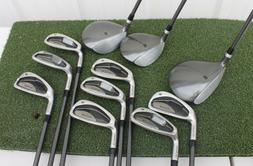 Wilson Mens Pro STAFF AD Accuracy Distance Golf Clubs Set LH