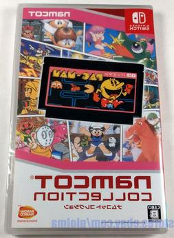 NAMCOT COLLECTION Brand New NINTENDO SWITCH Game Namco JP IM