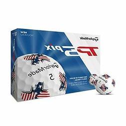 New 2019 TaylorMade Tour Preferred  TP5 piX USA Golf Balls