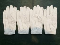 ***New***    Mens All Cabretta Leather Golf Gloves