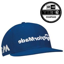 TaylorMade New Era Tour 9Fifty Snapback Hat M1/TP5 Azure Blu