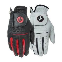NEW Ferrari / Cobra Leather Golf Gloves Ball Marker - Pick C