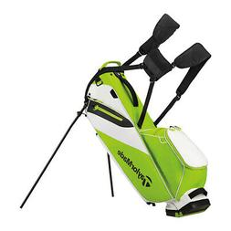 TaylorMade Flextech Lite Stand Bag Green/White