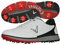 New Callaway Golf- Balboa TRX Golf Shoes White/Black Size 13