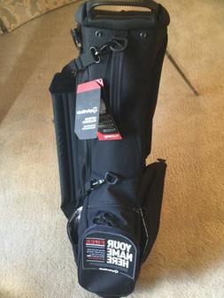 New TaylorMade Golf- FlexTech Lite Stand Bag Black