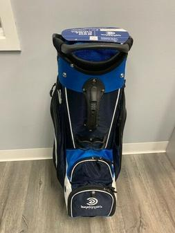 NEW! Cleveland Golf Friday Cart Bag 14 Way Top- 5.5lbs- Na