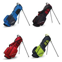 NEW Callaway Golf Hyper-Lite Zero Double Strap Stand Bag - 2