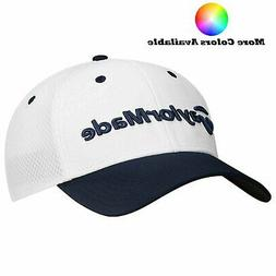 New TaylorMade Golf Performance Cage Fitted Hat Cap - Pick S