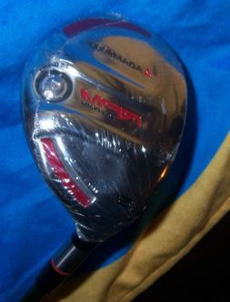 New Adams Golf RPM Low Profile 3 Wood Fairway Aldila NV Grap